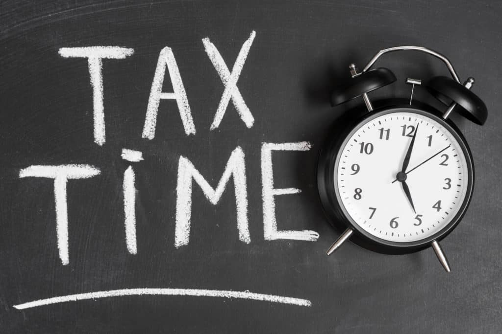 IRS, Taxes, and Name Change