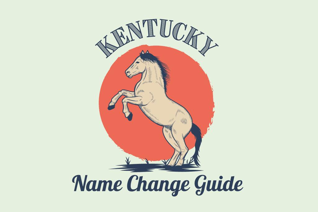 Kentucky name change guide