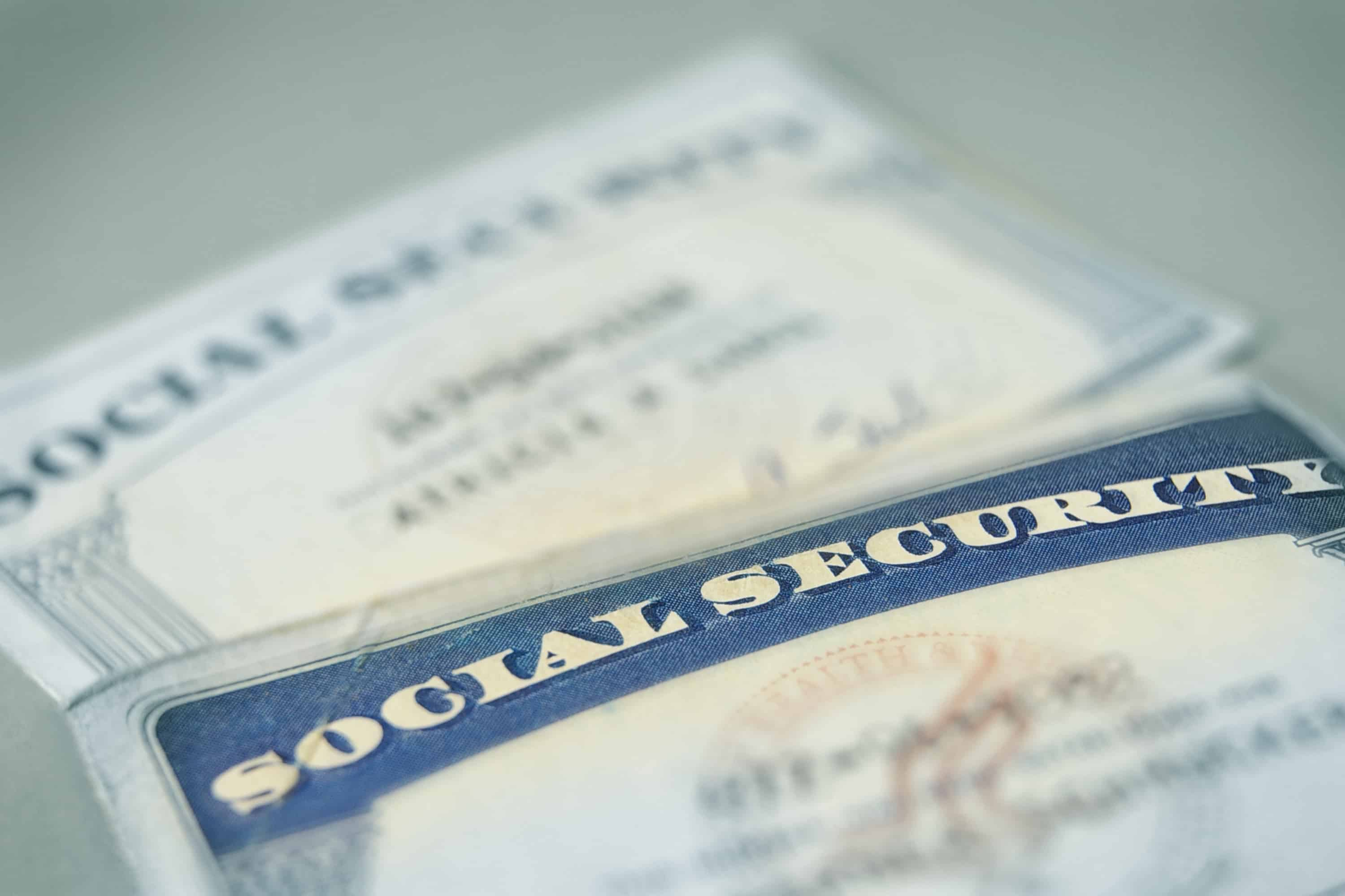 How to change your name on social security card in texas