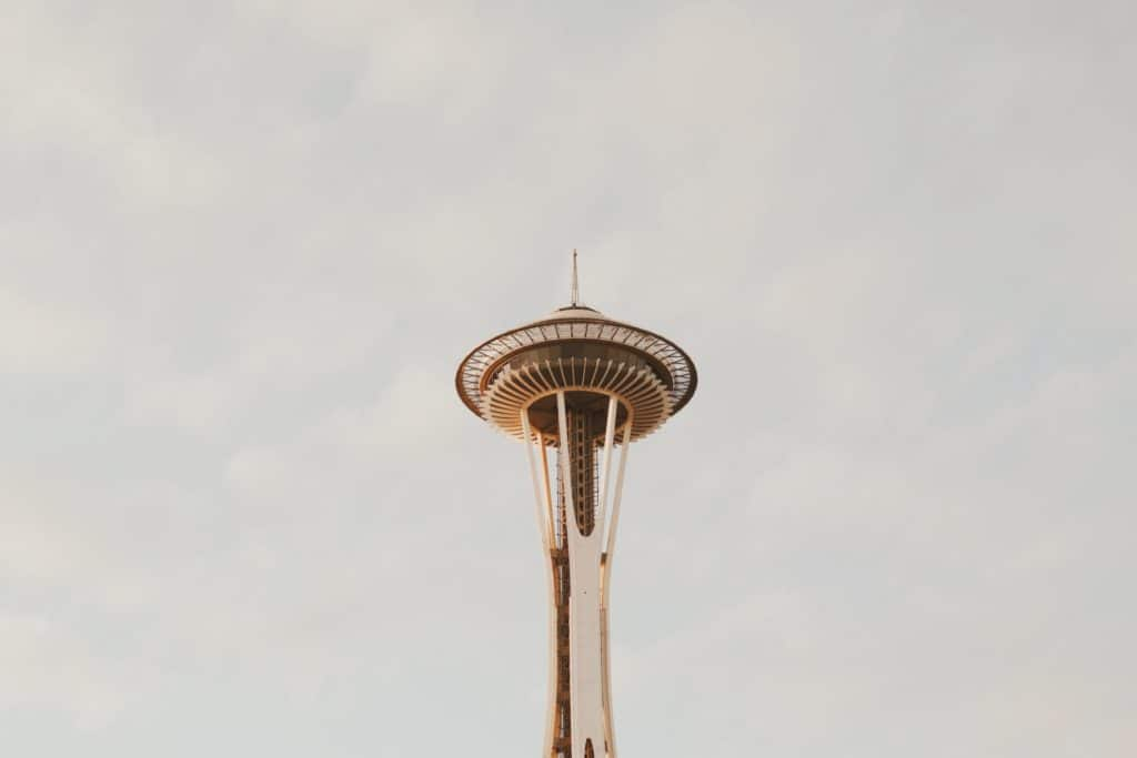 Space Needle in Seattle, Washington State Name Change Guide