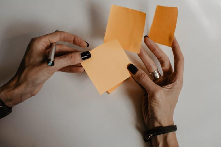 To-Do List Post-It Notes
